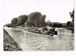 Marolles - Sur - Seine - Confluent De La Seine Et Du Canal - France - Timbre/Stamp - Provins