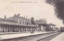 Annemasse - La Gare  - 1926     (PA-7-120601) - Annemasse