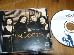 CD THE CORRS FORGIVEN NOT FORGOTTEN - Disco, Pop