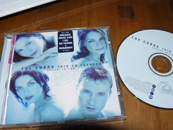 CD THE CORRS TALK ON CORNERS SPECIAL EDITION - Disco, Pop