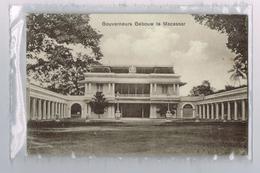 Makassar - Gouverneurs Gebouw - Indonésie - Indonesia - Indonésie