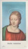 HOLY CARD, SANTINO D´EPOCA - ED.G.MI  Serie C Stella Matutina - C. 1 - Devotieprenten