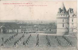 76 Mesnieres Le Chateau Une Lecon De Gymnastique - Mesnières-en-Bray