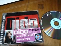 CD DIDO NO ANGEL - Disco, Pop
