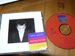 CD PETER GABRIEL SHAKING THE TREE - Disco, Pop