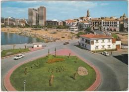 Palamos: FIAT-SEAT 124, VW 1200 KÄFER/COX, CITROËN DS - Detalle Del Puerto - Costa Brava - (Espana/Spain) - Passenger Cars