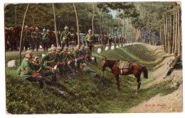 RAST IM WALD (soldats Allemands 14-18 ?) - Personnages
