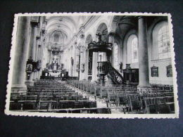 Pstk3045 : Maasmechelen - Binnenzicht Parochekerk - Lummen