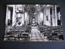 Pstk3048 : Montenaken - Binnenzicht Kerk - Gingelom