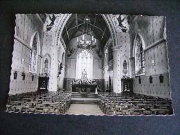 Pstk3052 : Montenaken - Kerk Van O.L.V. Van Steps - Binnenzicht - Gingelom