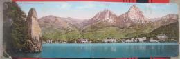 Ingenbohl (SZ) Brunnen - Klappkarte Schillerstein Mit Brunnen - SZ Schwyz