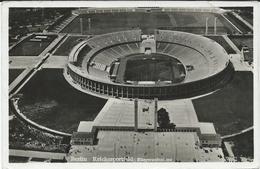 BERLIN OLYMPIC STADION POSTCARD STADIUM STADIO STADE ESTADIO - Stadiums