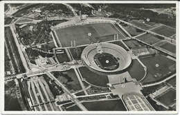BERLIN OLYMPIC STADION POSTCARD STADIUM STADIO STADE ESTADIO - Stades