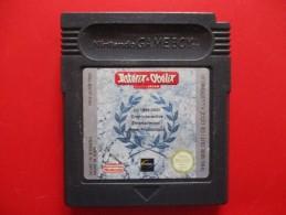 Cartouche Jeu Game Boy ASTERIX ET OBELIX CONTRE CESAR - Nintendo Game Boy