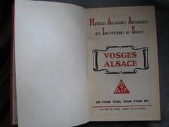 Guide Touristique MAIF - VOSGES-ALSACE 1959 - Turismo