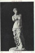 Venus De Milo.  Musee Du Louvre   S-3071 - Sculptures
