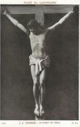 J. J. Henner  -  Le Christ En Croix    Musee Du Luxembourg   S-3072 - Jesus