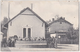 Bosna I Hercegovina - Ilidza, Bad Ilidze - With Stamp 1928 - Bosnien-Herzegowina