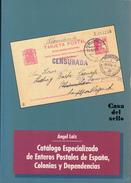 Laiz, Angel - Catalogo Especializado Enteros Postales Espana - Letteratura