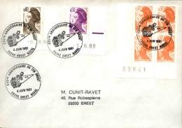 FRANCE - Enveloppe Voyagée En Poste Navale - Détaillons Collection - A Voir - Lot N° 20662 - Postmark Collection (Covers)