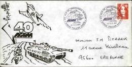 FRANCE - Enveloppe Voyagée En Poste Navale - Détaillons Collection - A Voir - Lot N° 20664 - Postmark Collection (Covers)