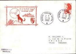 FRANCE - Enveloppe Voyagée En Poste Navale - Détaillons Collection - A Voir - Lot N° 20666 - Postmark Collection (Covers)