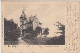 28131g  CHATEAU DU VAL RIANT - KASTEEL - L A Hulpe - 1901 - La Hulpe