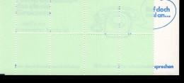 Test - Markenheftchen Bund Postfr. MH 22 O MNH ** - [7] West-Duitsland