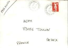 FRANCE - Enveloppe Voyagée En Poste Navale - Détaillons Collection - A Voir - Lot N° 20670 - Postmark Collection (Covers)