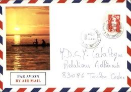 FRANCE - Enveloppe Voyagée En Poste Navale - Détaillons Collection - A Voir - Lot N° 20671 - Postmark Collection (Covers)