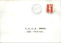 FRANCE - Enveloppe Voyagée En Poste Navale - Détaillons Collection - A Voir - Lot N° 20672 - Postmark Collection (Covers)