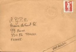 FRANCE - Enveloppe Voyagée En Poste Navale - Détaillons Collection - A Voir - Lot N° 20676 - Postmark Collection (Covers)
