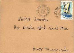FRANCE - Enveloppe Voyagée En Poste Navale - Détaillons Collection - A Voir - Lot N° 20678 - Postmark Collection (Covers)