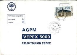 FRANCE - Enveloppe Voyagée En Poste Navale - Détaillons Collection - A Voir - Lot N° 20679 - Postmark Collection (Covers)