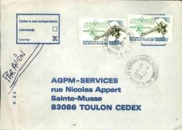 FRANCE - Enveloppe Voyagée En Poste Navale - Détaillons Collection - A Voir - Lot N° 20681 - Postmark Collection (Covers)