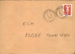 FRANCE - Enveloppe Voyagée En Poste Navale - Détaillons Collection - A Voir - Lot N° 20683 - Postmark Collection (Covers)