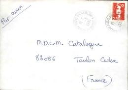FRANCE - Enveloppe Voyagée En Poste Navale - Détaillons Collection - A Voir - Lot N° 20684 - Postmark Collection (Covers)