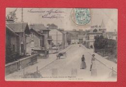 Migennes - Laroche  --  Quartier Du Canal - Migennes