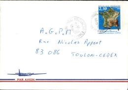 FRANCE - Enveloppe Voyagée En Poste Navale - Détaillons Collection - A Voir - Lot N° 20685 - Postmark Collection (Covers)