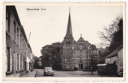 Ekeren-Donk: Kerk. Friture - Kapellen