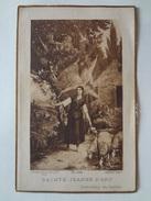 D614 - Santino Roblot Paris N.Pl.349 Sainte Jeanne D'Arc - Images Religieuses