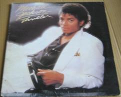 MICKAEL YACKSON -1982 - EPIC-EPC 85930 -THRILLER (140616) - Disco, Pop