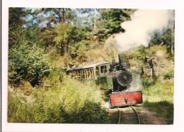 >> 57 - ABRESCHVILLER : Le Chemin De Fer Forestier, Défilé Du Rommelstein - Locomotive à Vapeur - - Autres Communes