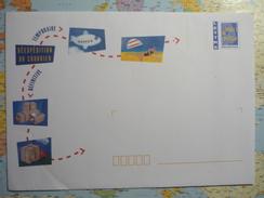 Enveloppe De Réexpédition Du Courrier - Ganzsachen