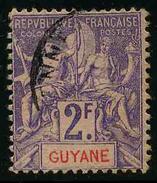 GUYANE - YT 48 - TIMBRE OBLITERE - Oblitérés
