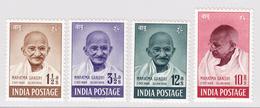 Indien 1948 Serie Gandhi ** - 1947-49 Dominion