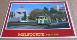 MELBOURNE -VICTORIA AUSTRALIA F/G   COLORE ( 50315) - Melbourne