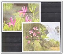 Nevis 1999, Postfris MNH, Flowers - St.Kitts En Nevis ( 1983-...)