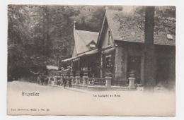 BELGIQUE - BRUXELLES La Laiterie Au Bois, Pionnière - Forests, Parks