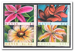 Nevis 2000, Postfris MNH, Flowers - St.Kitts En Nevis ( 1983-...)